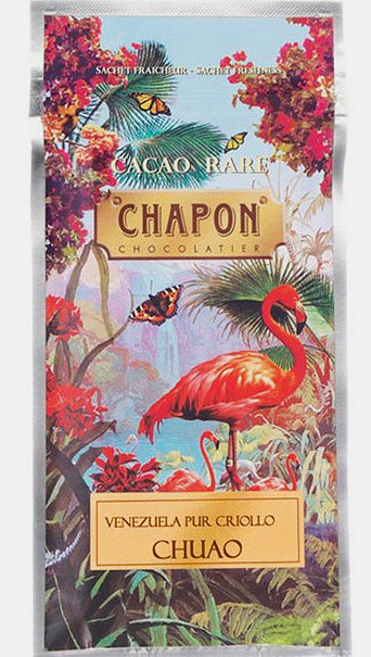 Chapon Venezuela Chuao 74% Dark Chocolate