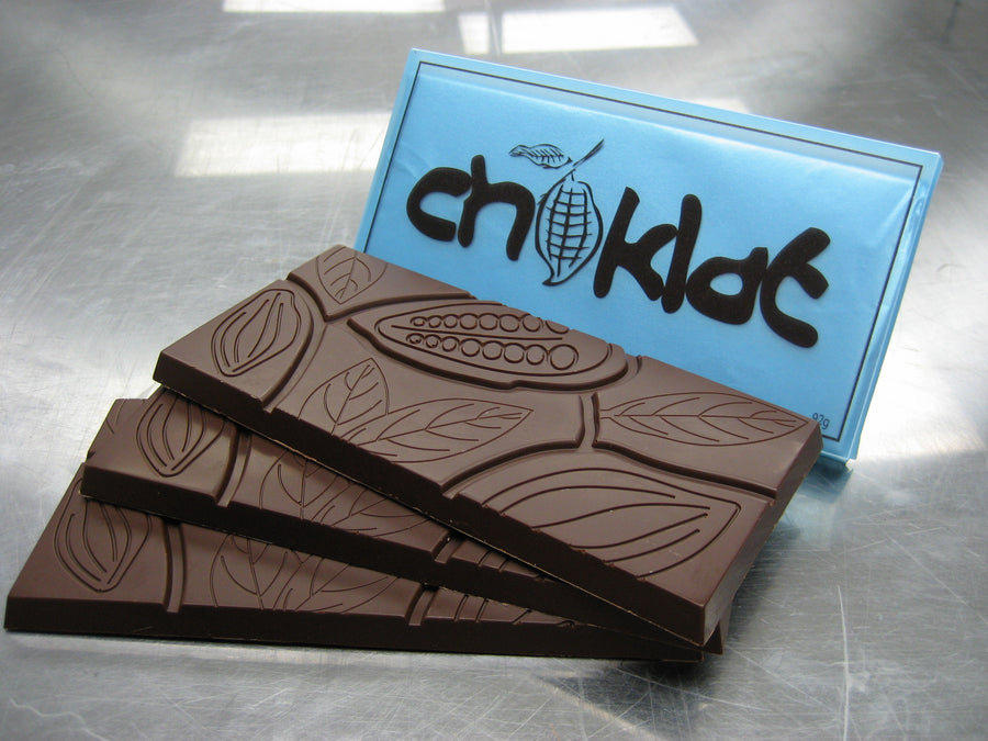 Choklat Chuao 70% Dark Chocolate - Chocolate Collective Canada