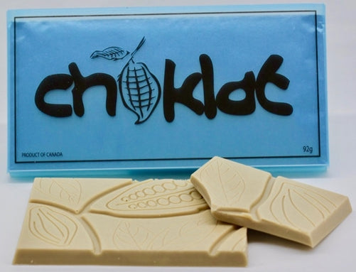 Choklat White Chocolate - Chocolate Collective Canada