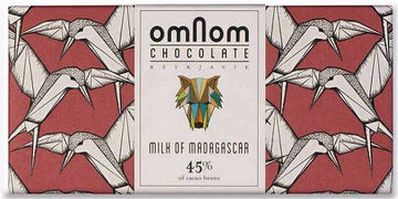Omnom Madagascar 45% Milk Chocolate - Chocolate Collective Canada