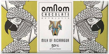 Omnom Nicaragua 50% Milk Chocolate - Chocolate Collective Canada