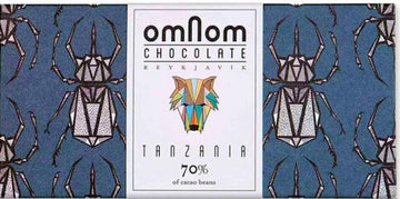 Omnom Tanzania 70% Dark Chocolate - Chocolate Collective Canada
