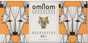 Omnom Madagascar 66% Dark Chocolate - Chocolate Collective Canada