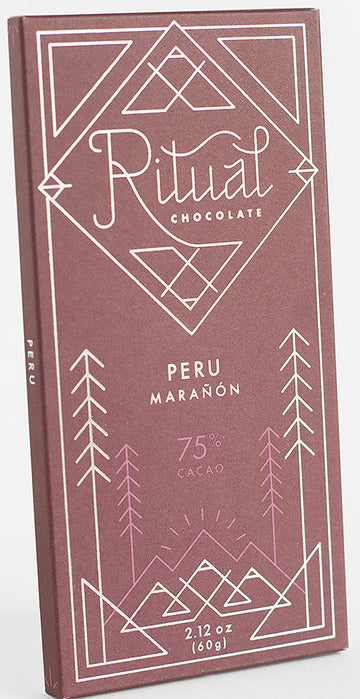 Ritual Maranon 75% Dark Chocolate - Chocolate Collective Canada
