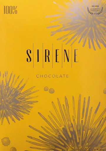 Sirene Ecuadorian 100% Dark Chocolate - Chocolate Collective Canada