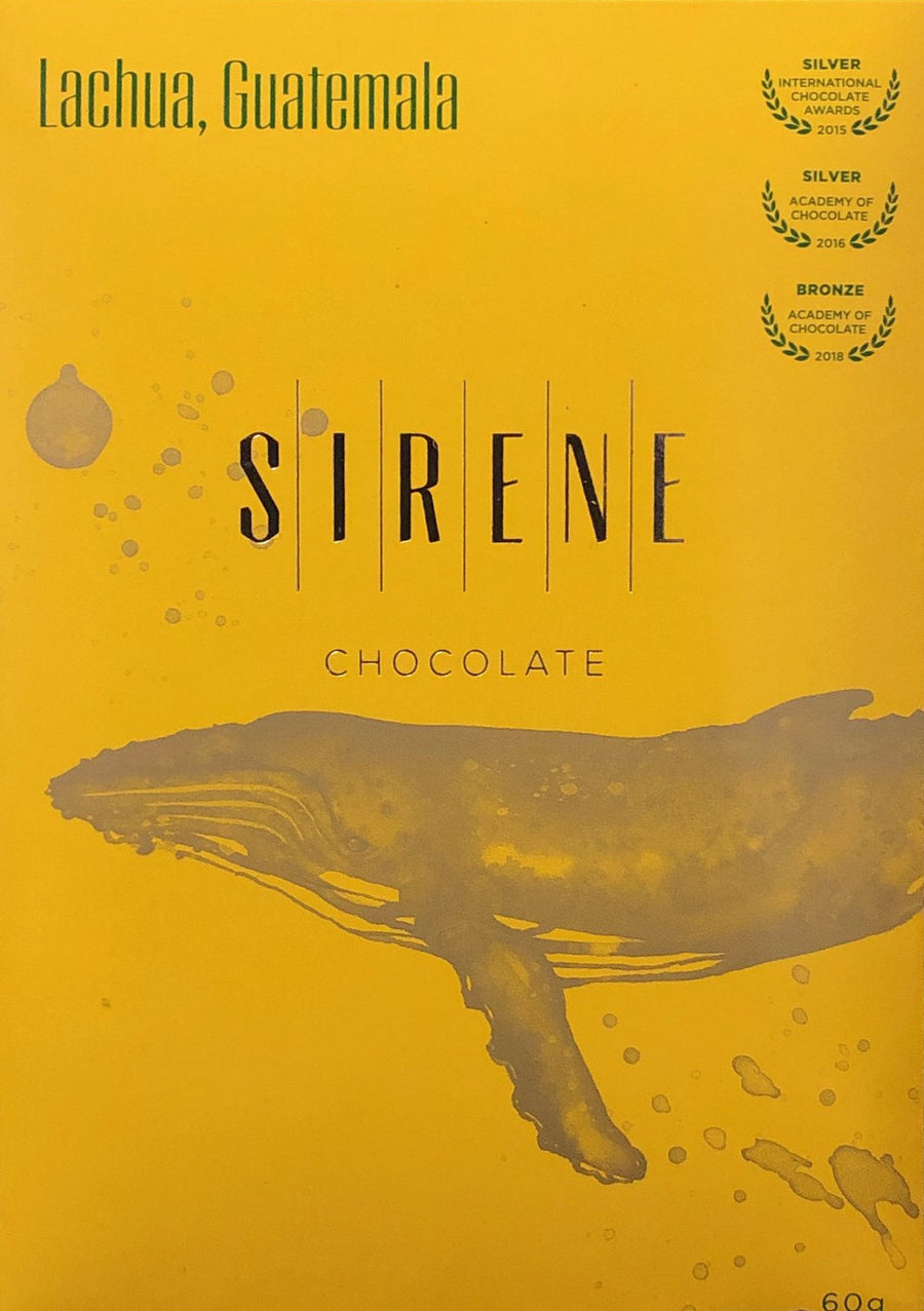 Sirene Guatemalan 73% Dark Chocolate - Chocolate Collective Canada