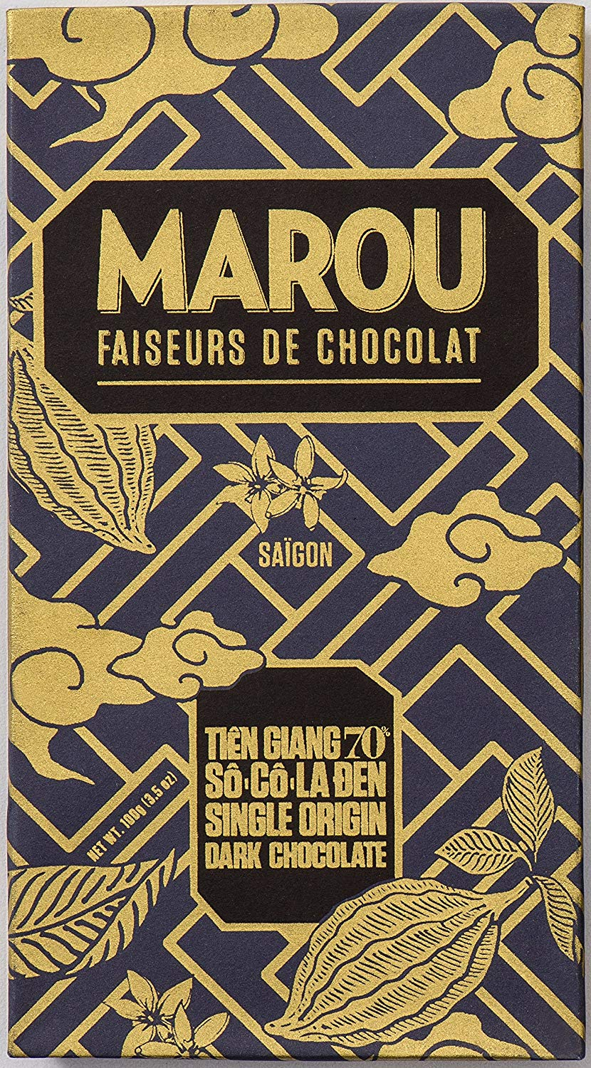 Marou Tien Giang 70% Dark Chocolate - Chocolate Collective Canada