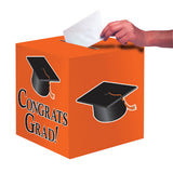 Congrats Grad Card Box