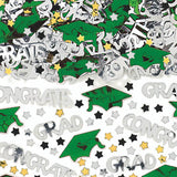 Embossed Metallic Confetti