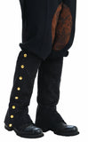 Steampunk Suede Spats Adult - Forum