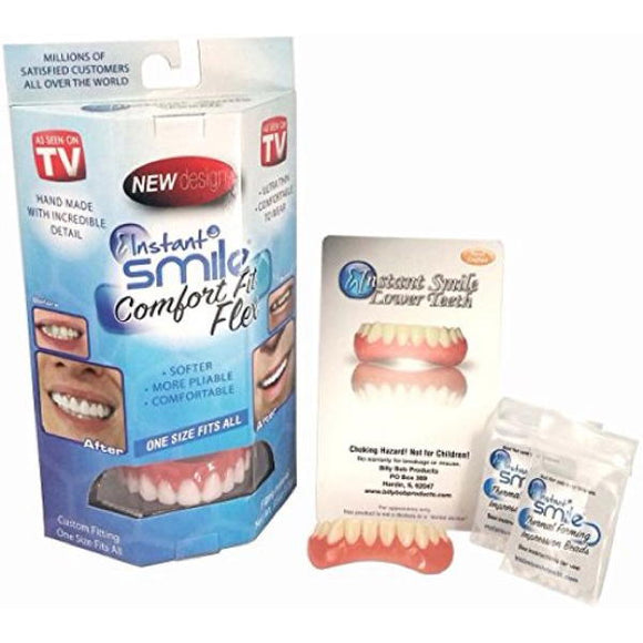 Instant Smile Comfort Fit Flex -Billy Bob Teeth