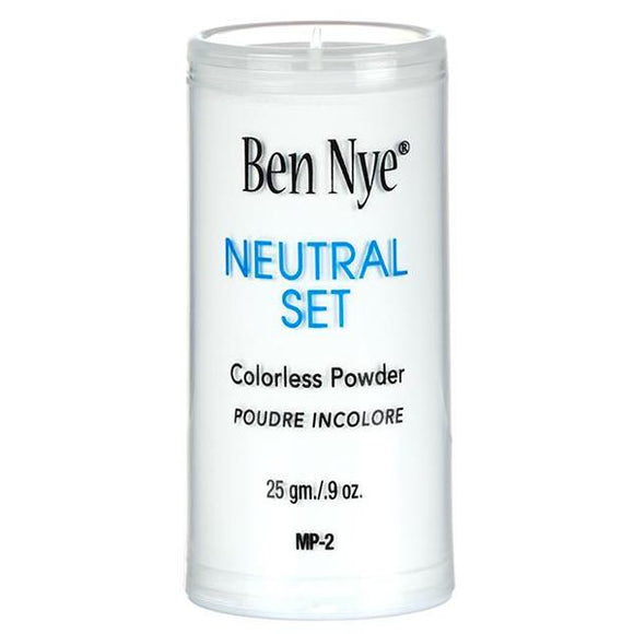 Neutral Setting Powder Colorless