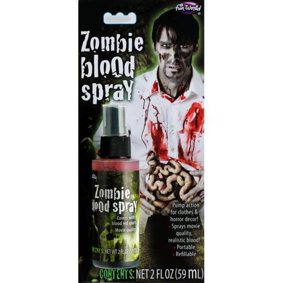 Zombie Spray Blood