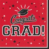 Congrats Grad Napkins Value Pack