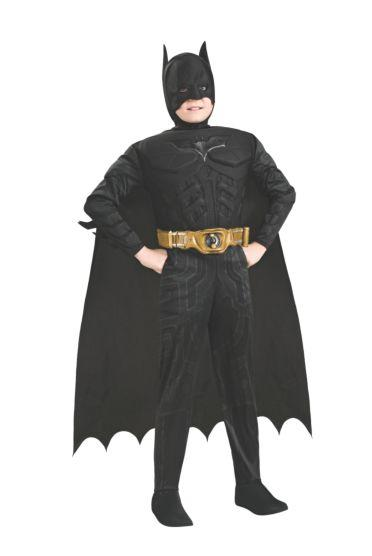 Muscle Chest Caped Crusader