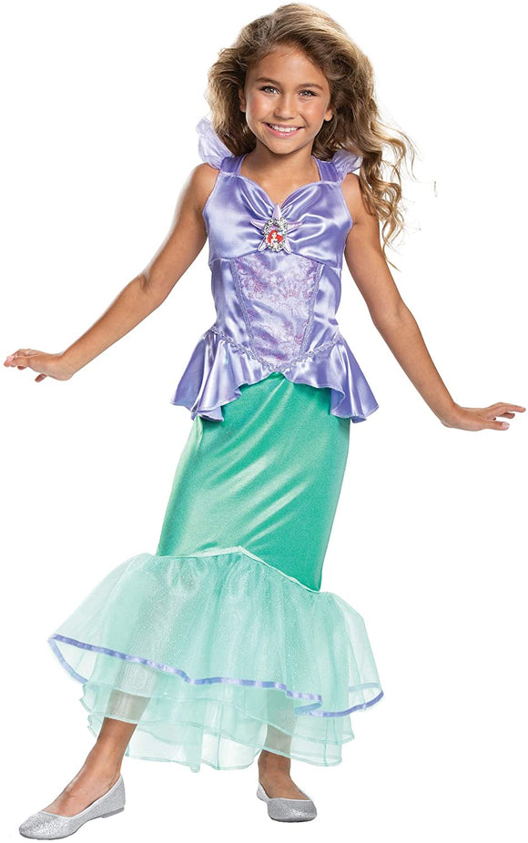 Dress with Ariel Cameo