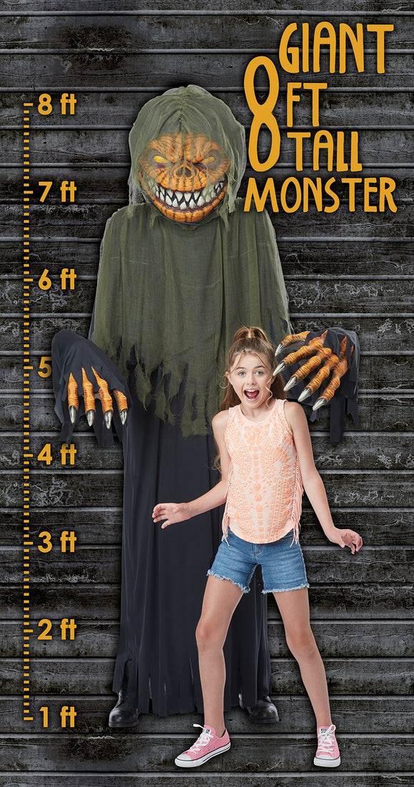 Giant Pumpkin Costume or Decor