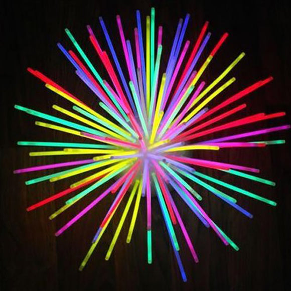 Glow Sticks 50 Count