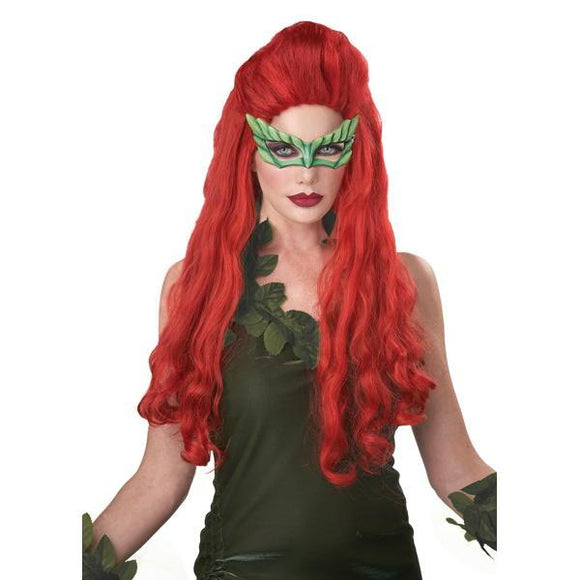 Long Red Wig