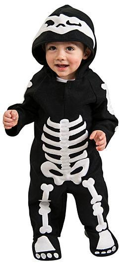 Skeleton Romper and headpiece
