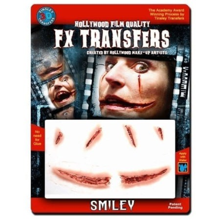 Smile Slits Transfer