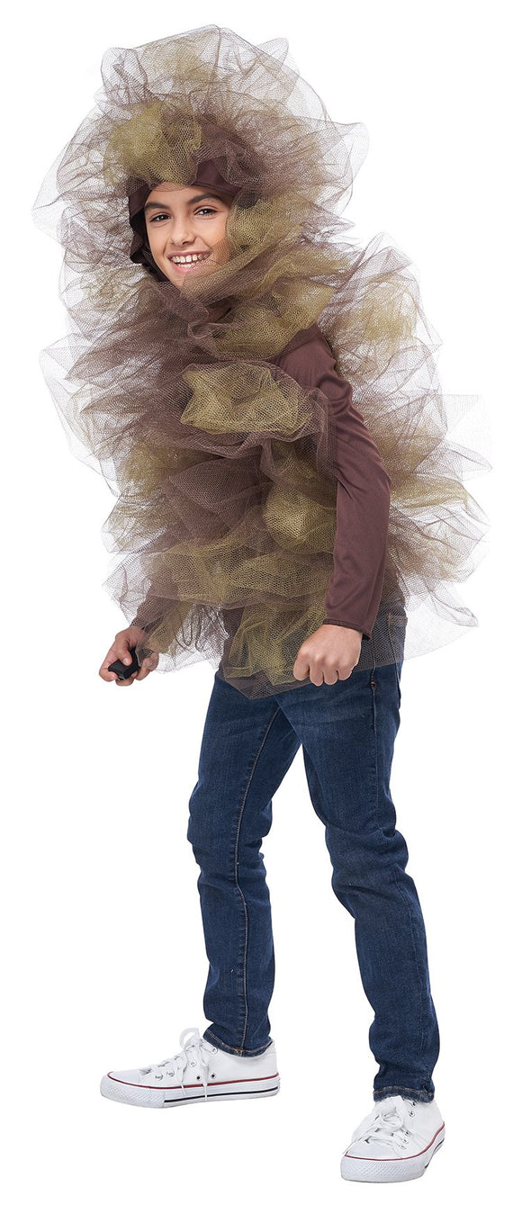Netted Fart Costume with sound