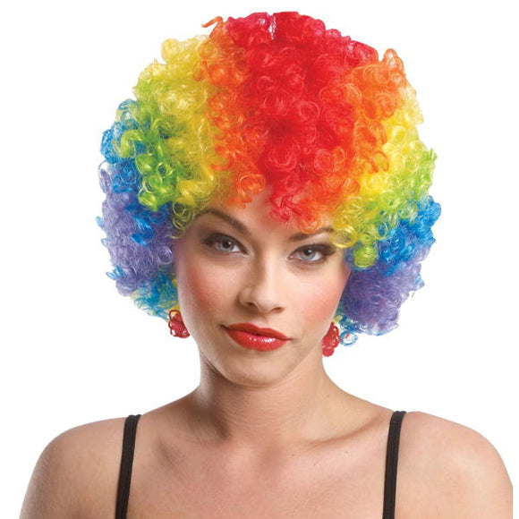 Economy Afro Wig -Costume Culture