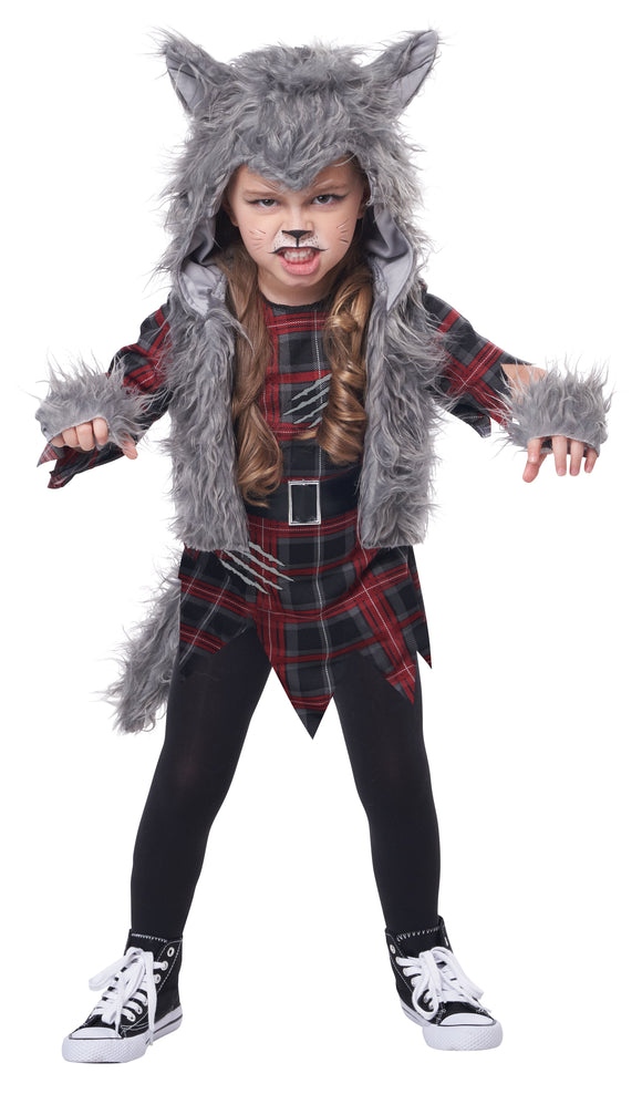 Grey Wolf Toddler