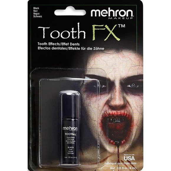 Tooth FX Makeup Mehron