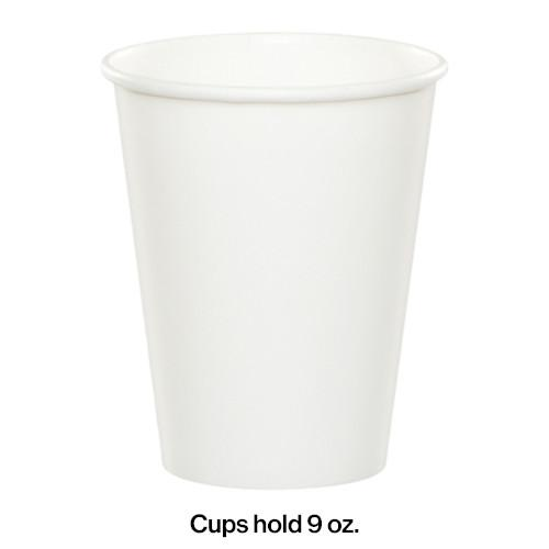 White Paper Cups
