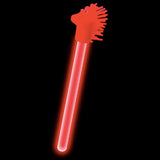 "Glow Stick 8"" with Animal Head"
