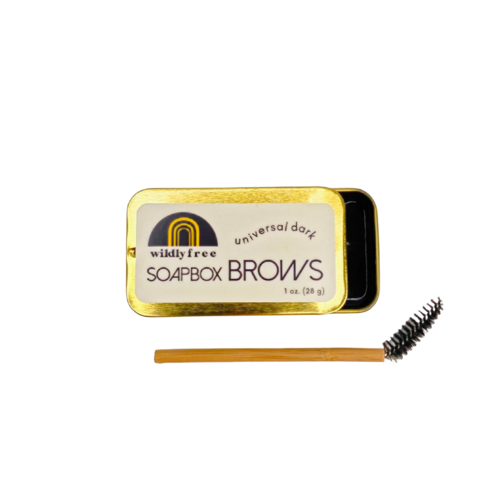 SOAPBOX Brows Universal Dark - Wildly Free
