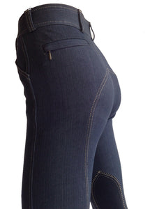 Girls Denim Jodhpurs