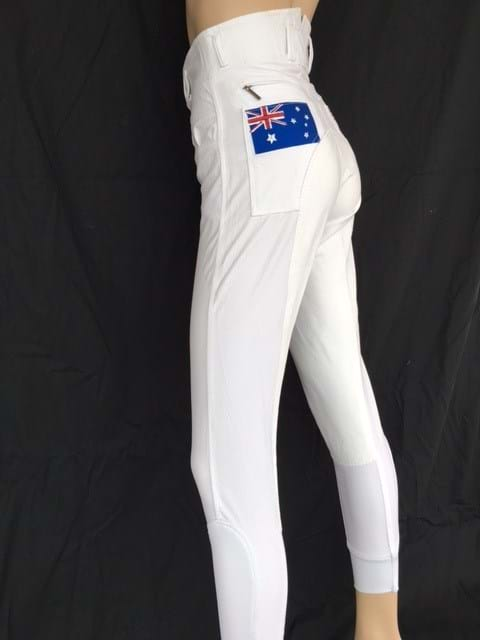 Ladies Full Seat Australian Competition Breeches