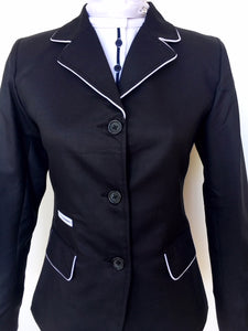 Ladies Black Show Jacket