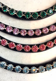 Stellux Crystal Browband - Various Colours