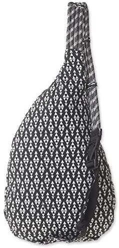 KAVU Rope Bag Cotton Shoulder Sling Backpack - The Brush Brand