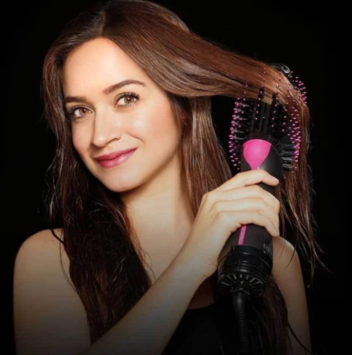 Hair Dryer and Volumizer - The Brush Brand