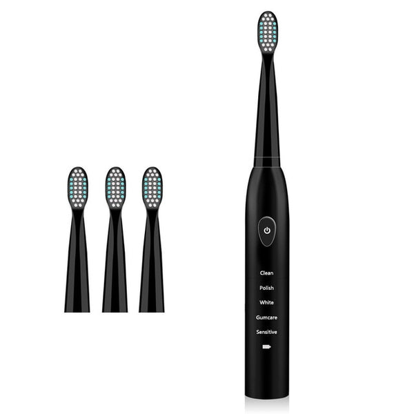 5 Gears Electric Toothbrush - The Brush Brand