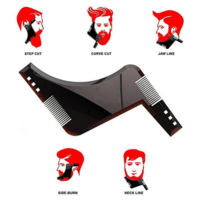Men's Double Sided Beards Combs - The Brush Brand