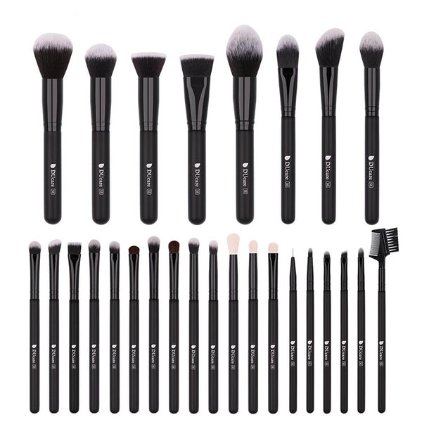 27PCS Makeup Brushes - The Brush Brand
