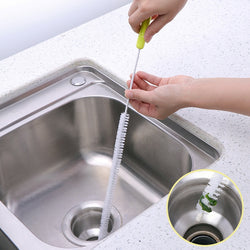 Sink Tub Toilet  Flexible Stick Brush - The Brush Brand