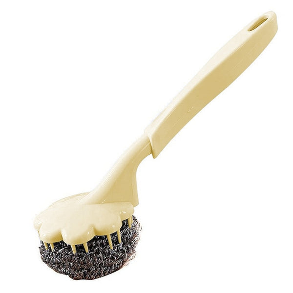 Kitchen Handle Wire Ball Brush - The Brush Brand