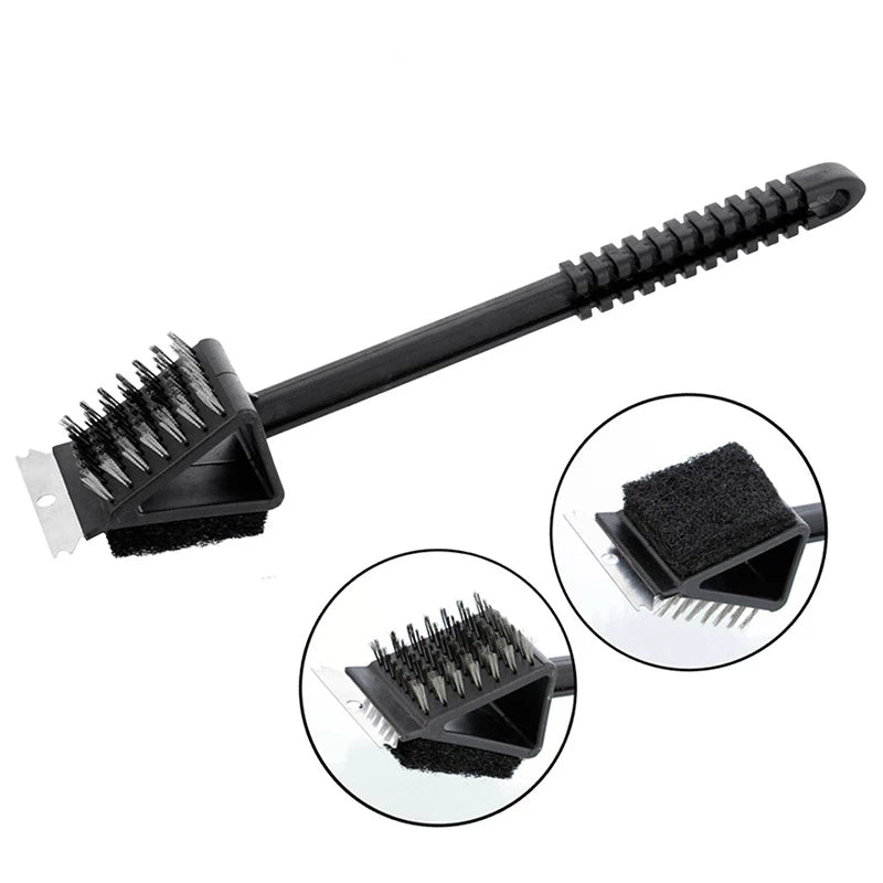 Stainles Steel BBQ Cleaning Brush - The Brush Brand