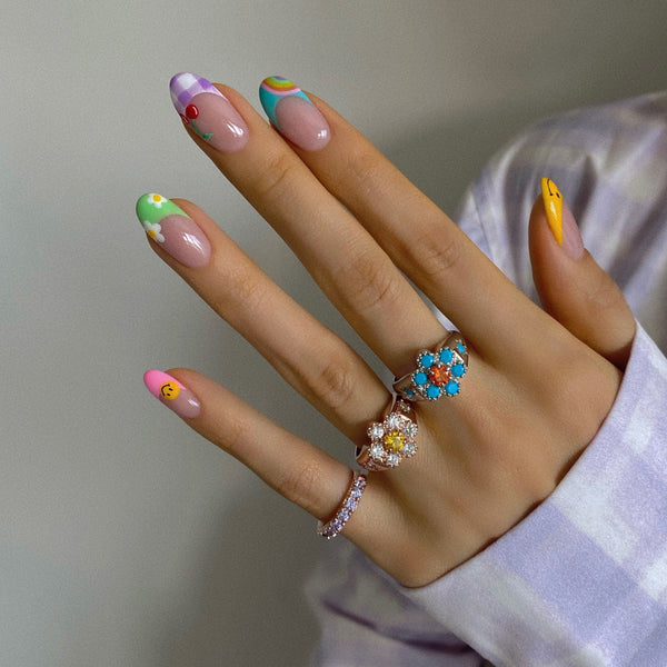 ANILLO / OREJEROS KENMARE PAVED KNUCKLE PINKY