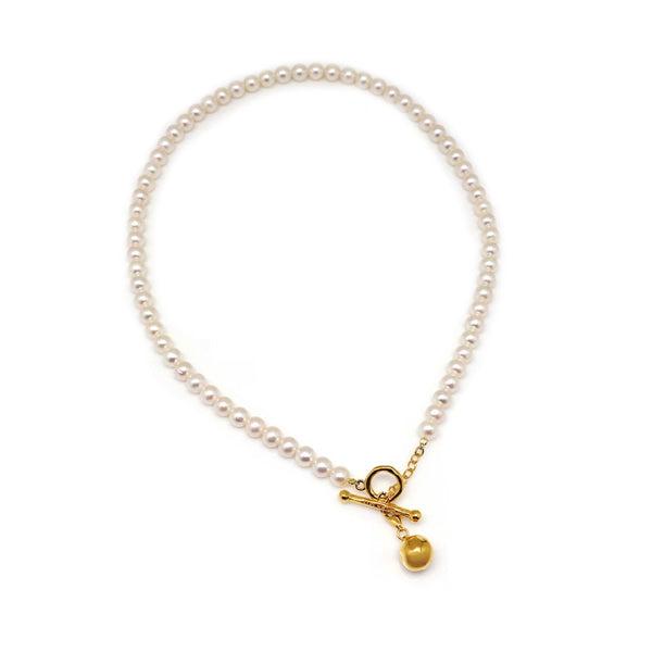 BEA FRESHWATER PEARL NECKLACE
