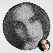 Load image into Gallery viewer, Customized String Art
