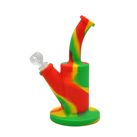 "14"" Silicone Water Dab Rig/Bong For Sale 