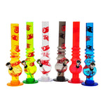 "Heady 8"" Acrylic Bong 