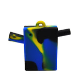 Mini Square Silicone Blunt Bubbler | Pipes For Sale | Free Shipping